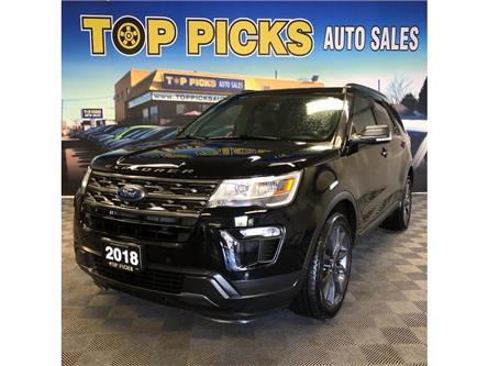 2018 Ford Explorer XLT (Stk: A22042) in NORTH BAY - Image 1 of 30