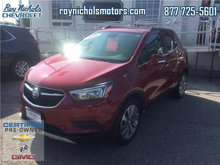 2019 Buick Encore Preferred (Stk: X477A) in Courtice - Image 1 of 13