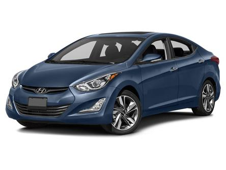 2016 Hyundai Elantra Limited (Stk: 30440A) in Thunder Bay - Image 1 of 9