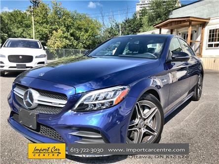 2019 Mercedes-Benz AMG C 43 Base (Stk: 283869) in Ottawa - Image 1 of 26