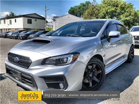 2018 Subaru WRX Sport-tech (Stk: 801465) in Ottawa - Image 1 of 26