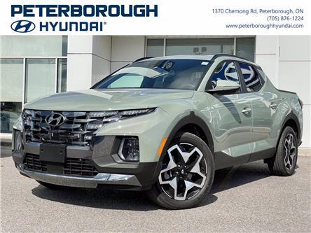 2022 Hyundai Santa Cruz Ultimate (Stk: H13095) in Peterborough - Image 1 of 30