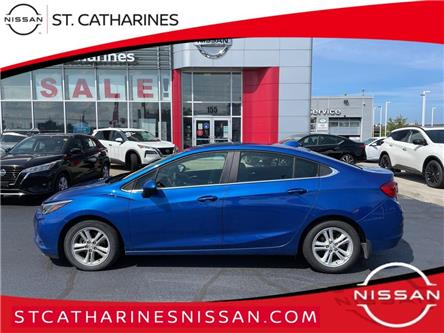 2018 Chevrolet Cruze LT Auto (Stk: P3046) in St. Catharines - Image 1 of 2