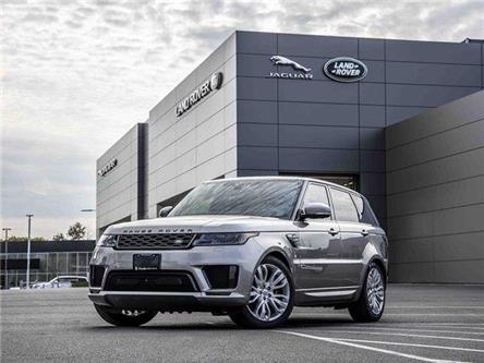 2019 Land Rover Range Rover Sport Supercharged Dynamic (Stk: PJ088) in Ottawa - Image 1 of 20