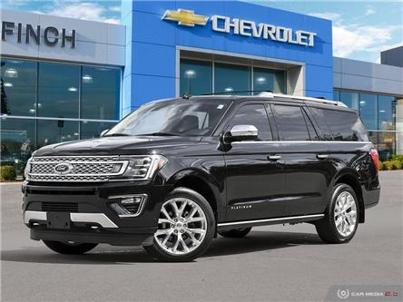 2019 Ford Expedition Max Platinum (Stk: 155480) in London - Image 1 of 28