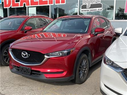 2018 Mazda CX-5 GS (Stk: P3824A) in Toronto - Image 1 of 16