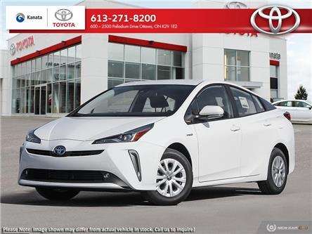 2022 Toyota Prius Base (Stk: 91366) in Ottawa - Image 1 of 24