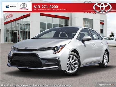 2021 Toyota Corolla SE (Stk: 91321) in Ottawa - Image 1 of 24