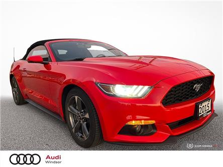 2015 Ford Mustang EcoBoost Premium (Stk: 21245A) in Windsor - Image 1 of 25