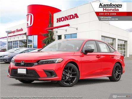 2022 Honda Civic Sport (Stk: N15443) in Kamloops - Image 1 of 23