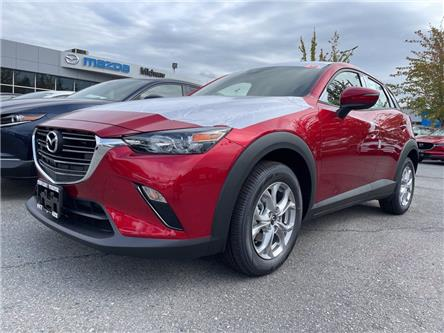 2021 Mazda CX-3 GS (Stk: 517446) in Surrey - Image 1 of 5