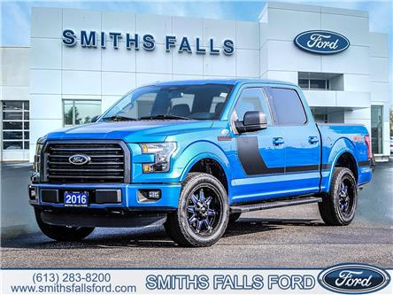 2016 Ford F-150  (Stk: 21247A) in Smiths Falls - Image 1 of 30