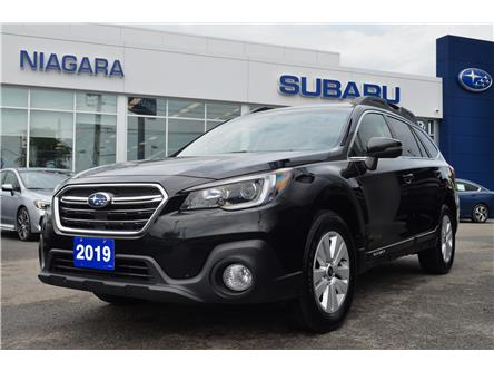 2019 Subaru Outback 2.5i Touring (Stk: Z1983) in St.Catharines - Image 1 of 23