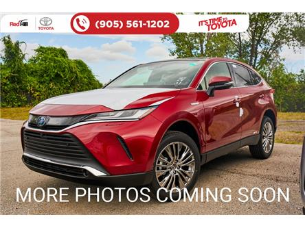 2021 Toyota Venza Limited (Stk: 21724) in Hamilton - Image 1 of 10