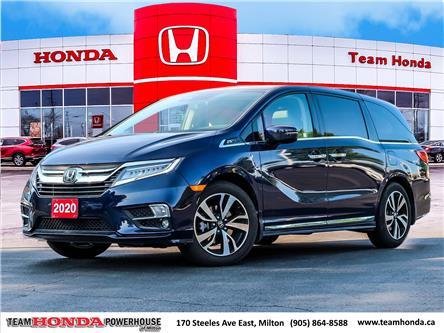 2020 Honda Odyssey Touring (Stk: 3983) in Milton - Image 1 of 30