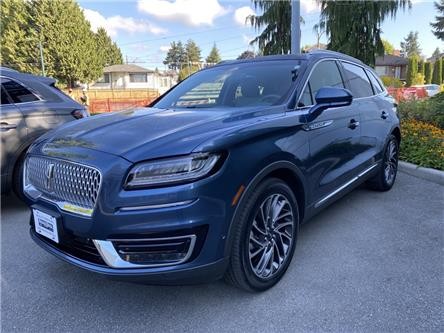 2019 Lincoln Nautilus Reserve (Stk: OP21212) in Vancouver - Image 1 of 20