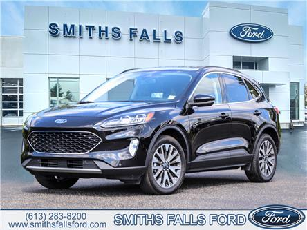 2020 Ford Escape Titanium (Stk: A6127) in Smiths Falls - Image 1 of 30