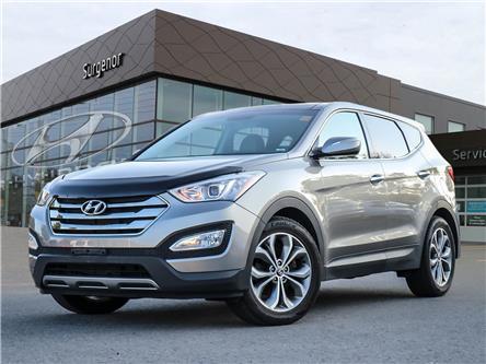 2013 Hyundai Santa Fe Sport  (Stk: S22003A) in Ottawa - Image 1 of 29