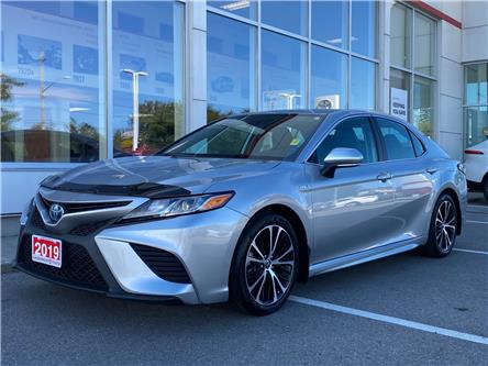 2019 Toyota Camry Hybrid SE (Stk: W5444) in Cobourg - Image 1 of 27