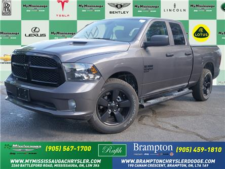 2021 RAM 1500 Classic Tradesman (Stk: 21527A) in Mississauga - Image 1 of 20
