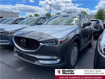 2021 Mazda CX-5 GT w/Turbo (Stk: 17472) in Oakville - Image 1 of 5
