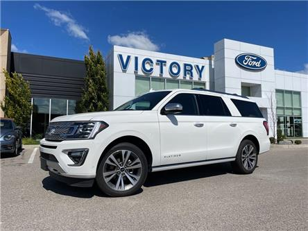 2021 Ford Expedition Max Platinum (Stk: VED20005) in Chatham - Image 1 of 19