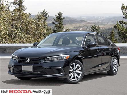 2022 Honda Civic LX (Stk: 22066) in Milton - Image 1 of 23