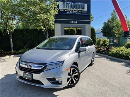 2018 Honda Odyssey Touring (Stk: 507099) in Langley Twp - Image 1 of 20