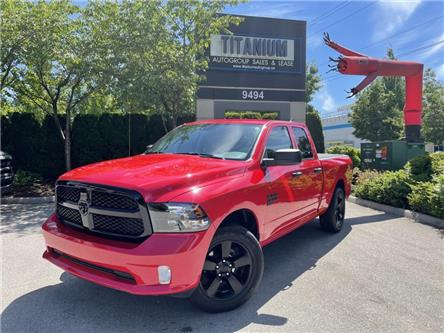 2019 RAM 1500 Classic ST (Stk: 710354) in Langley Twp - Image 1 of 18