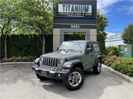2019 Jeep Wrangler Sport (Stk: 671604) in Langley Twp - Image 1 of 17