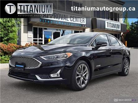 2019 Ford Fusion Hybrid Titanium (Stk: 155193) in Langley Twp - Image 1 of 24