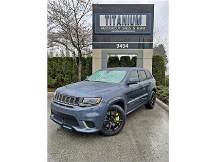 2020 Jeep Grand Cherokee Trackhawk (Stk: 440340) in Langley Twp - Image 1 of 23