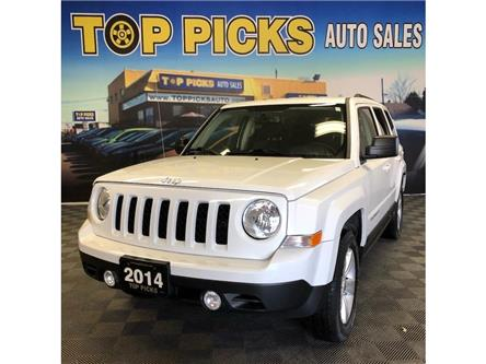 2014 Jeep Patriot Sport/North (Stk: 542654) in NORTH BAY - Image 1 of 25
