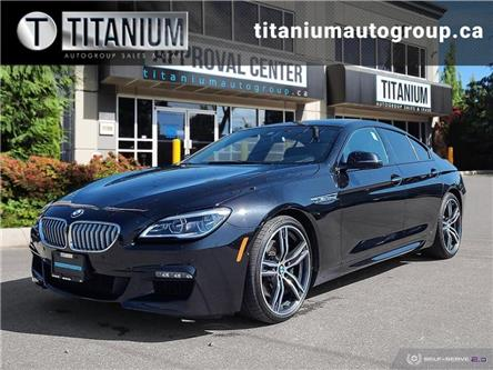 2019 BMW 650 Gran Coupe  (Stk: 388992) in Langley Twp - Image 1 of 23