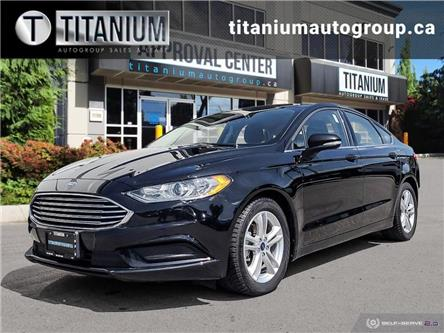 2018 Ford Fusion SE (Stk: 215720) in Langley Twp - Image 1 of 22