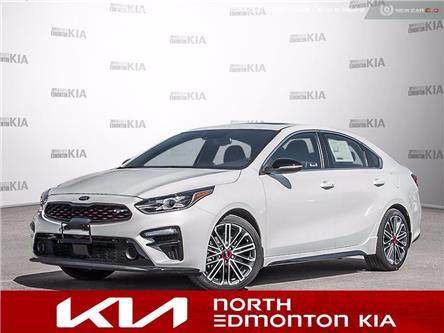 2021 Kia Forte GT (Stk: 21FT3813) in Edmonton - Image 1 of 23