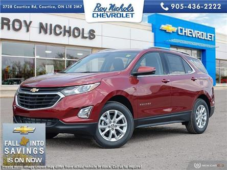 2021 Chevrolet Equinox LT (Stk: X154) in Courtice - Image 1 of 23
