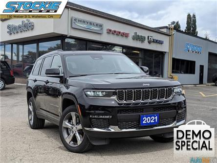 2021 Jeep Grand Cherokee L Limited (Stk: 36846) in Waterloo - Image 1 of 18