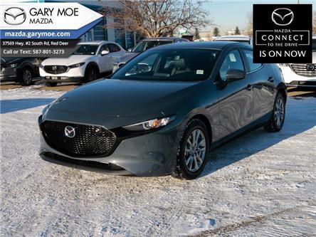 2021 Mazda Mazda3 Sport GS (Stk: 1MS4062) in Red Deer - Image 1 of 14