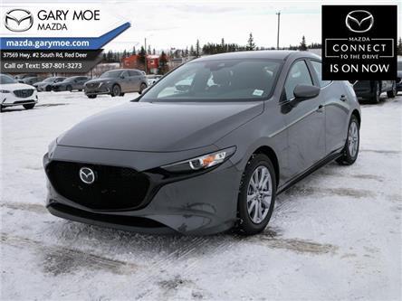 2021 Mazda Mazda3 Sport GS (Stk: 1MS3820) in Red Deer - Image 1 of 16