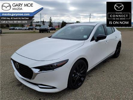 2021 Mazda Mazda3 GT i-ACTIV w/Premium Package (Stk: 1M30532) in Red Deer - Image 1 of 14