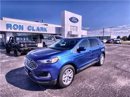 2021 Ford Edge SEL (Stk: 16013) in Wyoming - Image 1 of 25