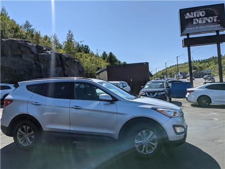 2014 Hyundai Santa Fe Sport 2.4 Premium (Stk: 12636) in Sudbury - Image 1 of 27
