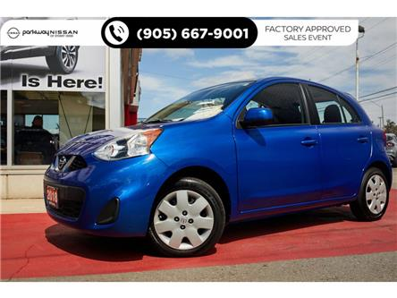 2018 Nissan Micra  (Stk: N21270A) in Hamilton - Image 1 of 22