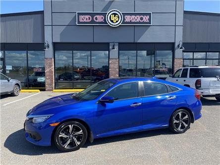 2018 Honda Civic Touring (Stk: UC3961'A') in Thunder Bay - Image 1 of 15