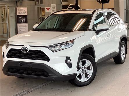 2020 Toyota RAV4 XLE (Stk: 22896A) in Kingston - Image 1 of 12