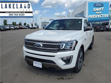 2021 Ford Expedition King Ranch (Stk: 21-453) in Prince Albert - Image 1 of 25