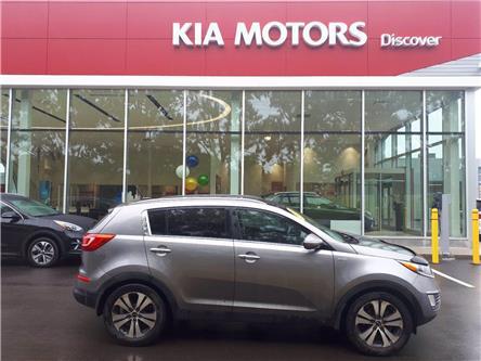 2013 Kia Sportage EX (Stk: X5109B) in Charlottetown - Image 1 of 30