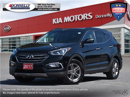 2017 Hyundai Santa Fe Sport 2.4 SE (Stk: KW89A) in Ottawa - Image 1 of 28