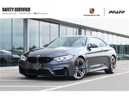 2016 BMW M4 Coupe (Stk: U9825A) in Vaughan - Image 1 of 30